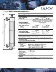 Liqui-Cel® Extra-Flow 6 x 28 - INSCO Group