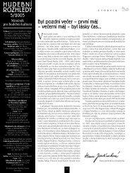 The New York Times. 2014. 26. ma Česko.