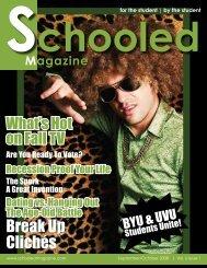 Break Up Clichés - Schooled Magazine