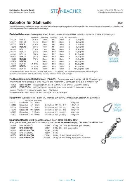 Drahtseilklemmen galv verzinkt 11mm M8 DIN741 Steel