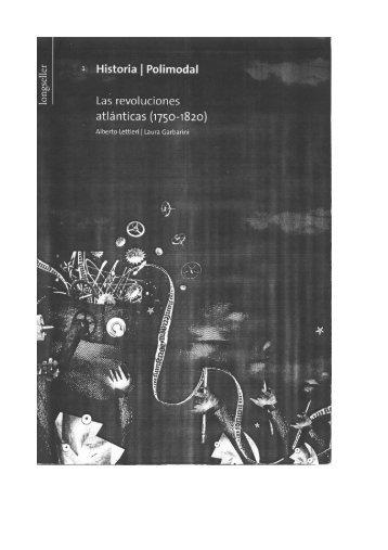 c- Las revoluciones atlánticas (1750-1820).p65