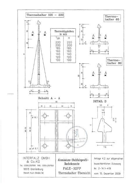 PDF speichern (6.6 MB) - Aluform System GmbH & Co. KG