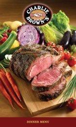 DINNER MENU - LongIsland.com