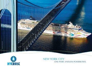 NYCruise Brochure 2012 - NYCEDC