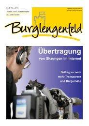 Infoblatt 2013/Ausgabe 3 - Burglengenfeld