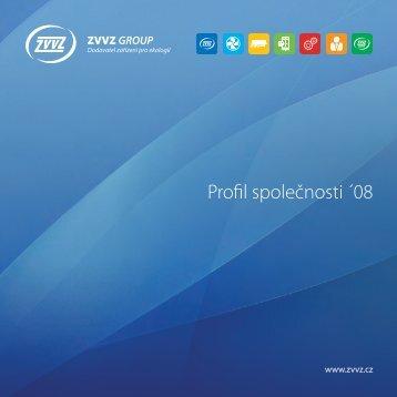 Profil společnosti ´08 - ZVVZ a.s.