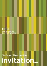 11064 RELU A5 Conf Invite:v - Rural Economy and Land Use ...