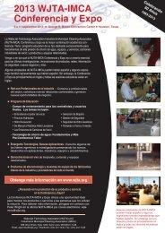 Promo Spanish 1-13.indd - Waterjet Technology Association