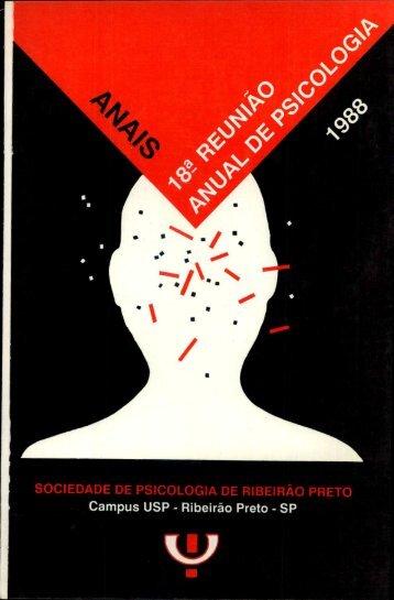 1988 - Sociedade Brasileira de Psicologia