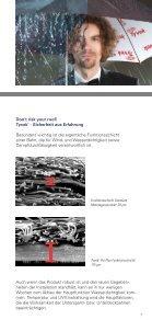 Tyvek® Pocketflyer - DuPont™ Tyvek - Seite 7