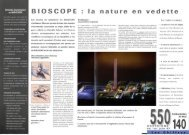 La Lettre Du Bioscope / Juin 1997