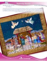 Nativity Scene Nativity Scene - Anita Goodesign