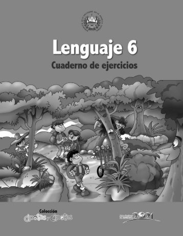 Cuaderno de ejercicios - Ministerio de Educación de El Salvador