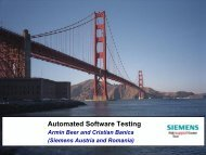Why test automation? - Arminbeer.at