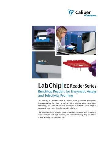 LabChip|EZ Reader Series