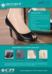 Accent Brochure - R S L Steeper
