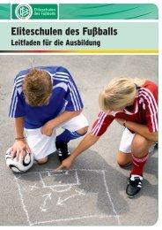 Eliteschulen des Fußballs - Talente-DFB