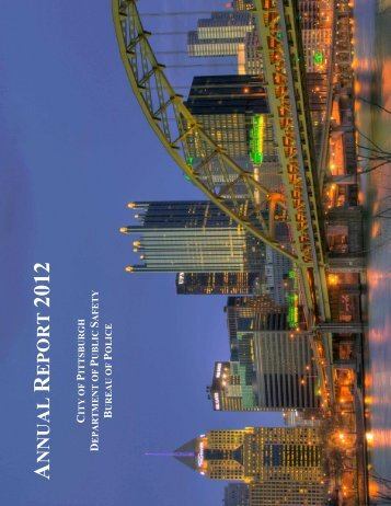 2012 Annual Report - City of Pittsburgh