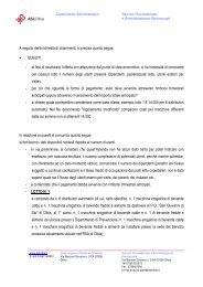 Riscontro richiesta chiarimenti [file.pdf] - Asl Olbia