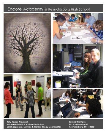 Encore Academy - Reynoldsburg City Schools