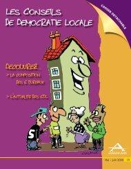 Les Conseils de Democratie Locale - Alençon