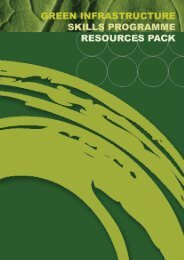 file of the Green Infrastructure Skills Programme Resources Pack (all ...