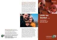 Licht ins Dunkel … - Ev.-luth. Missionswerk in Niedersachsen
