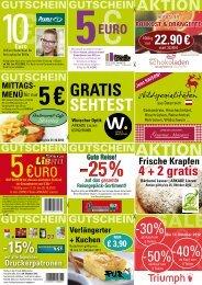 GRATIS SEHTEST 5€uro - Arkade-Liezen