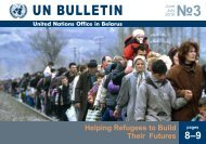 UN Bulletin No. 3' 2010