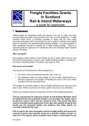 Rail and Inland Waterways FFG Guide for Applicants - Transport ...
