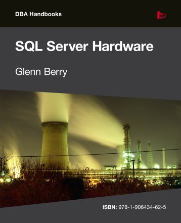 SQL Server Hardware - Red Gate Software