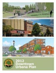 vision & goals - City of Urbana