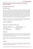 COLLEGE OF ARTS & SCIENCES - AUK - Page 3