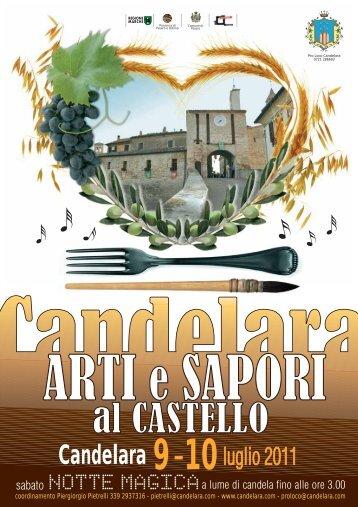 Libretto - Pro Loco di Candelara