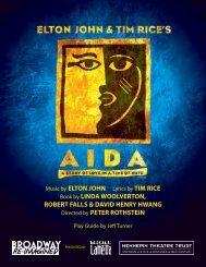 Aida Play Guide - Hennepin Theatre Trust