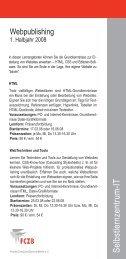 Selbstlernzentrum-IT - FCZB