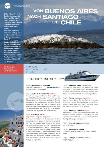 VON BueNOs Aires - The Cruise Line AG