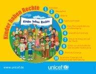 UNICEF - Kinder haben Rechte - younicef.de