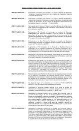 RESOLUCIONES CONSEJO DIRECTIVO – 24 DE JUNIO DE 2004 ...