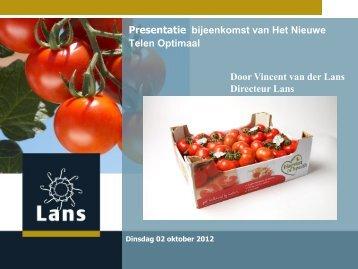 Vincent van der Lans - Energiek2020