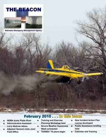February 2010 . . . In this issue - Nebraska Emergency Management ...