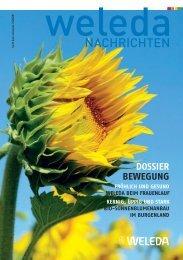 Weleda Nachrichten 246, Johanni 2008 PDF-Download