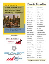 View the Second Annual PPMRN Conference presenter bios here