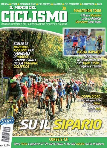 Di Sauser l'ultimo acuto - Federazione Ciclistica Italiana