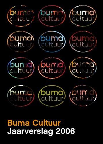 Buma Cultuur Jaarverslag 2006