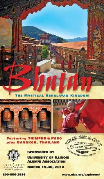 Bhutan - AHI International