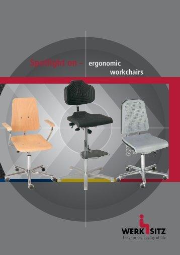 Spotlight on – ergonomic