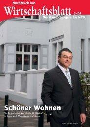 Schöner Wohnen Schöner Wohnen - PRIMAG AG