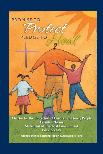 Charter for the Protection of Children and Young People