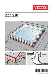 ZZZ 210 - Velux